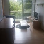 ให้เช่าคอนโด A Space Play Ratchada-Sutthisarn (เอ สเปซ เพลย์ รัชดา-สุทธิสาร) 1 ห้องนอน 1 ห้องน้ำ อาคาร C ชั้น 3