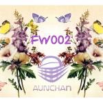 FW002 กระดาษแนพกิ้น 21x30ซม. ลายดอกไม้