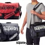 Superdry Tarpaulin Massenger Bag