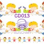 CD013 กระดาษแนพกิ้น 21x30ซม. ลายเด็ก