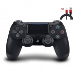 New PS4 Controller : Dual Shock 4 Jet Black