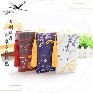 Preorder กระเป๋าสตางค์ Touken Ranbu
