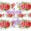 ROSE006 กระดาษแนพกิ้น 21x30ซม. ลายกุหลาบ thumbnail 1