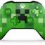Xbox One S - Minecraft Creeper (Gen 3)(Wireless & Bluetooth) (Warranty 3 Month) thumbnail 3
