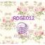 ROSE012 กระดาษแนพกิ้น 21x30ซม. ลายกุหลาบ thumbnail 1