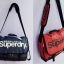 Superdry Tarpaulin Massenger Bag thumbnail 6