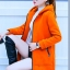 เสื้อกันหนาวสีส้ม ผ้าฟลีซ พร้อมส่ง มีฮูท อินเทรนสุดๆ สำหรับหนาวนี้ ใส่สบาย แบบเรียบเก๋ ซิบรูดใช้งานได้สะดวก thumbnail 2