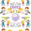 CD012 กระดาษแนพกิ้น 21x30ซม. ลายเด็ก thumbnail 1