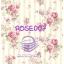 ROSE007 กระดาษแนพกิ้น 21x30ซม. ลายกุหลาบ thumbnail 1