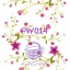 FW014 กระดาษแนพกิ้น 21x30ซม. ลายดอกไม้ thumbnail 1