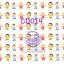 CD014 กระดาษแนพกิ้น 21x30ซม. ลายเด็ก thumbnail 1