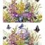 FW016 กระดาษแนพกิ้น 21x30ซม. ลายดอกไม้ thumbnail 1