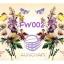 FW002 กระดาษแนพกิ้น 21x30ซม. ลายดอกไม้ thumbnail 1