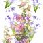 FW006 กระดาษแนพกิ้น 21x30ซม. ลายดอกไม้ thumbnail 1