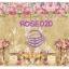 ROSE020 กระดาษแนพกิ้น 21x30ซม. ลายกุหลาบ thumbnail 1