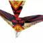 เครื่องร่อน นก สีแดง thumbnail 3