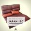 โซฟาเบดสไตล์ญี่ปุ่น 120cm thumbnail 1