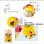 Candy Machine เครื่องหมุนลูกกวาด พร้อมเป็นกระปุกออมสิน สีเหลือง thumbnail 2