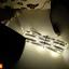 E04 ไฟสายยางโซล่าเซลล์ 100 SMD LED สีวอร์ม thumbnail 4