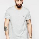 Paul smith jeans zebra logo t shirt (UK version) Col : grey