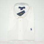 **หมดชั่วคราวค่ะ เดี๋ยวมีมาเพิ่ม** Polo by ralph lauren Blake shirt Col : white