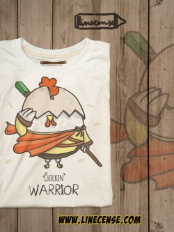 Chicken Warrior