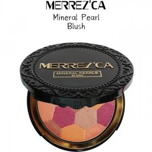 Merrez'Ca Mineral Pearls Blush #302 Double Orange