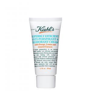 Kiehls Superbly Efficient Anti-Perspirant & Deodorant Cream - ครีมระงับกลิ่นกายและลดเหงื่อยาวนาน 24 ชั่วโมง