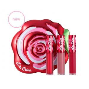 Lime Crime Mini Velvetine Boxed Set #Red Velve-tin