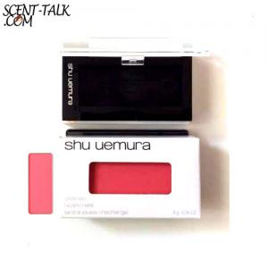 Shu Uemura Glow onl blush/refill #P medium red 175 & Case