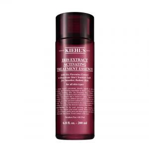 Kiehls Iris Extract Activating Treatment Essence - เอสเซ้นส์สูตรล้ำสมัยเผยผิวนุ่มเปล่งประกาย