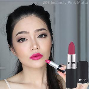 Mee Hydro Matte Lip Color #07 Insanely Pink Matte