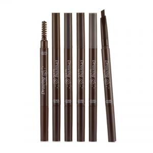 Drawing Eye Brow - Grey Brown