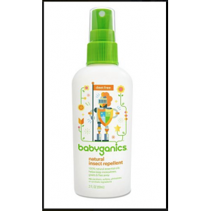 Babyganics Natural Insect Repellent Spray