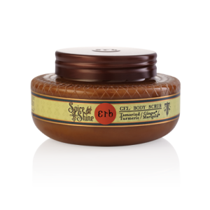 Spice & Shine Gel Body Scrub 240g
