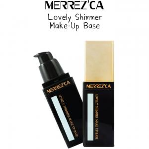 Merrez'Ca Lovely Shimmer Makeup Base #Green