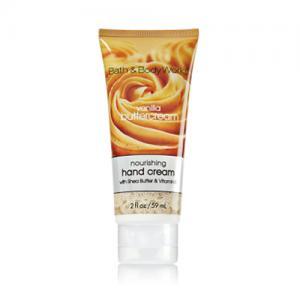 Bath & Body Works Nourishing Hand Cream-VANILLA BUTTER CREAM 59ml.