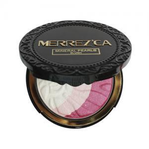 Merrez'Ca Mineral Pearls Blush #102 Sweetie Cheek
