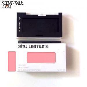 Shu Uemura Glow onl blush/refill #M soft pink 335 & Case