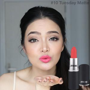 Mee Hydro Matte Lip Color #10 Tuesday Matte