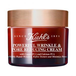 Kiehls Powerful Wrinkle & Pore Reducing Cream - ครีมเนื้อเข้มข้นต้านริ้วรอย อุดมไปด้วยวิตามินเพื่อความแข็งแรงของผิว