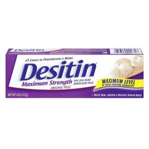 Desitin Maximum Strength Diaper Rash Ointment