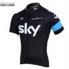 เสื้อปั่นจักรยาน ลายทีมแข่ง ทีม SKY ขนาด M สีดำ พร้อมส่งทันที รวม EMS