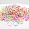 ยางรุ่นมาตรฐาน ลายแถบสี จำนวน 300 เส้น สีรวม