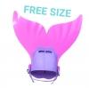NF001 ฟิน ชุดว่ายน้ำหางนางเหงือก สำหรับชุดหางปิด