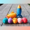 MOLD FREE BATH TOYS - ROCKET