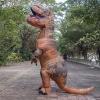 NZ009 ไดโนเสาร์ ทีเร็กซ์ เป่าลม สำหรับสูง 150-210 cm