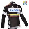 เสื้อปั่นจักรยาน ลายทีมแข่ง ทีม Colombia ขนาด L พร้อมส่งทันที รวม EMS