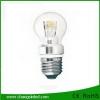 หลอดไฟ LED E27สไตล์วินเทจ 5730 6L 3w Ball Classic lens - Dimmable