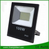 โคมไฟ LED Slim Flood Light Eco Series 100w